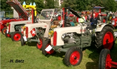 Köpfli Traktor